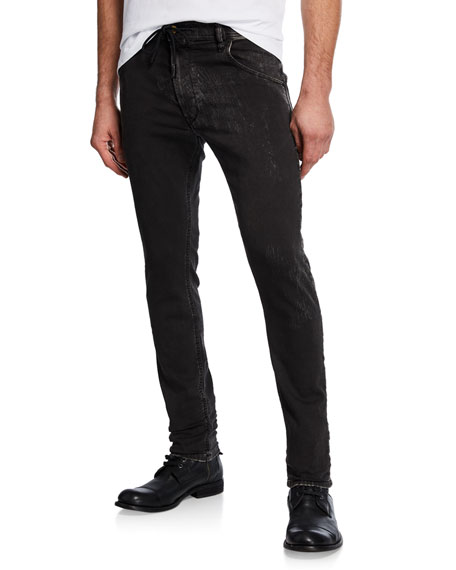 Image 1 of 3: Diesel Men's Krooley CB Tapered Jogg Jeans