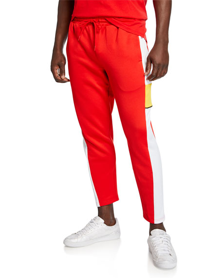PUMA MEN'S HOMAGE TO ARCHIVES CROP TRACK PANTS