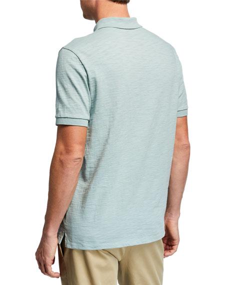 Vince Men's Classic Short-Sleeve Polo Shirt