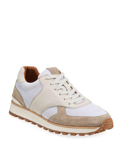 Men's Les Varsity Trainer Sneakers