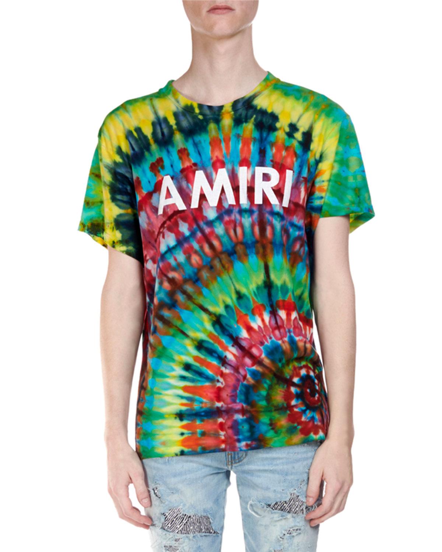 f2daec58 Amiri Men's Tie Dye T-Shirt   Neiman Marcus