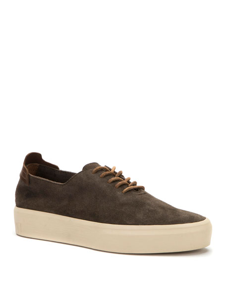 Frye Men's Beacon Suede Low-Top Sneakers