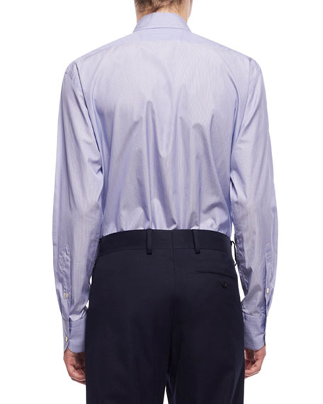 THE ROW Men's Keith Poplin Sport Shirt