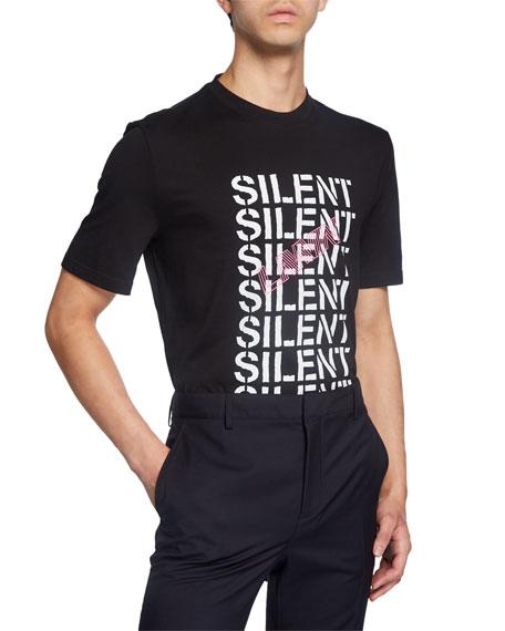 Lanvin Men's Silent Graphic T-Shirt