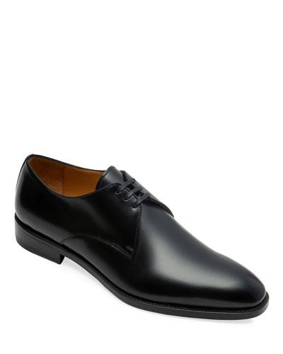 Men's Hancock Leather Derby Shoes