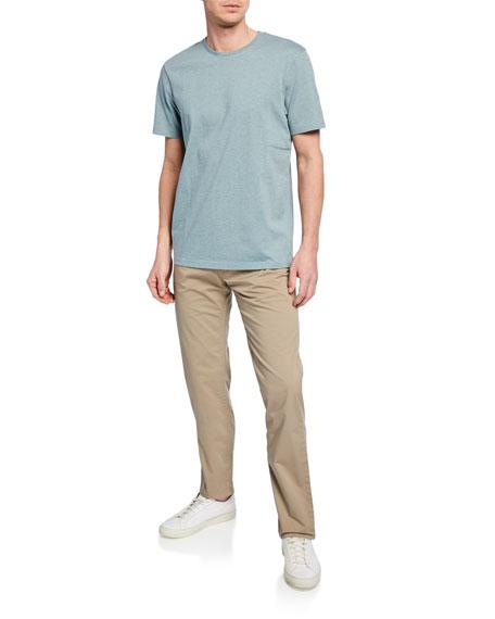Neiman Marcus Men's Five-Pocket Pants
