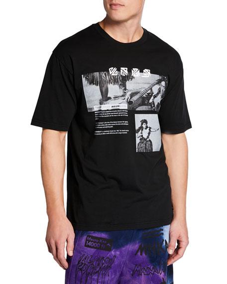 Mauna Kea Men's Tales From Maunakea Photographic T-Shirt
