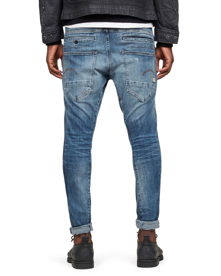 G-Star Men's D-Staq Slim Jeans