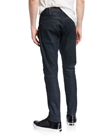 G-Star Men's 5620 Knee-Zip Skinny Jeans
