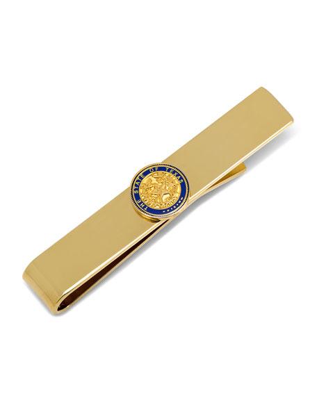 Cufflinks Inc. Seal of Texas Tie Bar