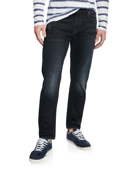 7 For All Mankind Men's Adrien Luxe Sport Jeans