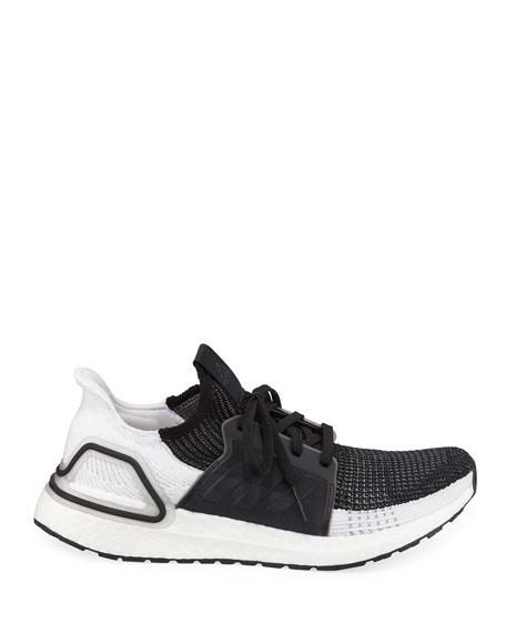 Adidas Men's UltraBoost 19 Knit Running Sneakers