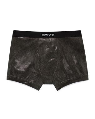 28e61aa303bb Designer Men's Underwear, Socks & Boxers at Neiman Marcus