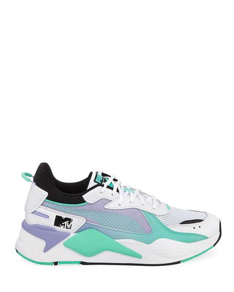 Puma Men's RS-X Tracks MTV Trainer Sneakers