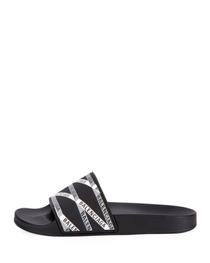 f1fef6a0f2f Men's Designer Sandals & Flip Flops at Neiman Marcus