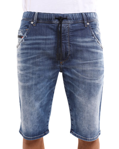 Men's Kroo Drawstring-Waist Shorts