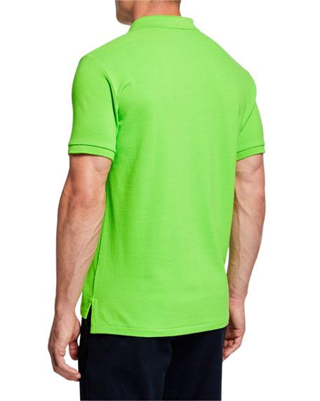 Ralph Lauren Men's Logo-Embroidered Polo Shirt, Green