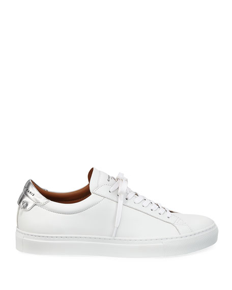 Givenchy Men's Urban Street Sheep Leather Sneakers