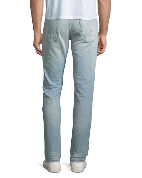 Hudson Men's Blake Slim-Straight Jeans, Rewired