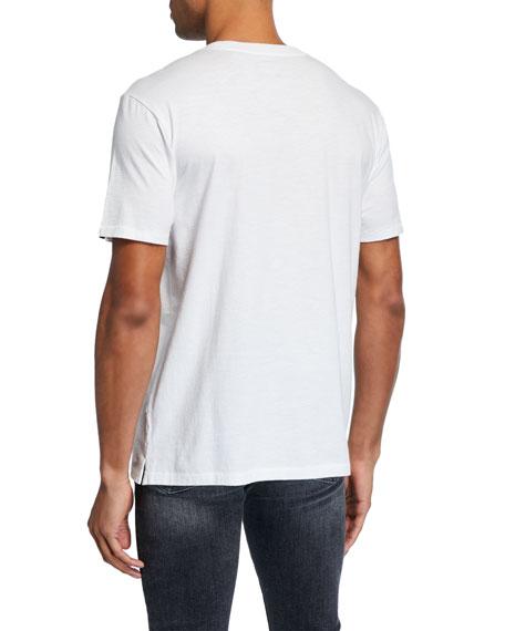 Rag & Bone Men's Tape Graphic Short-Sleeve T-Shirt