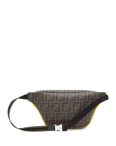 Fendi Men's FF Logo Belt Bag/Fanny Pack