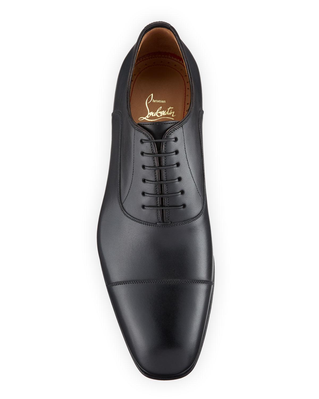 0f1bde4f433 Greggo Men's Lace-Up Leather Dress Shoes