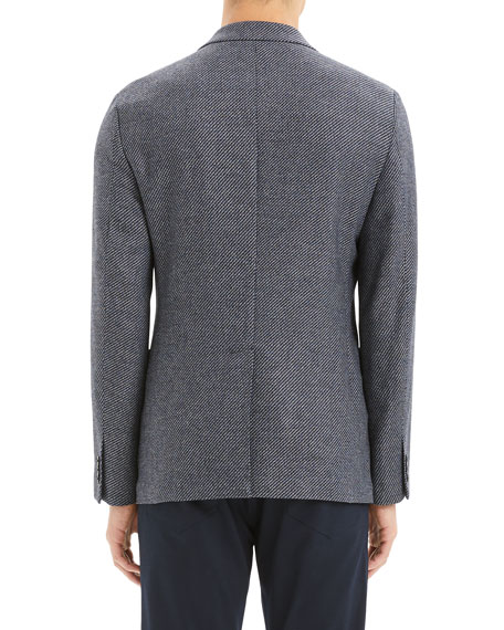 Theory Men's Clinton Dawson Two-Button Jacket