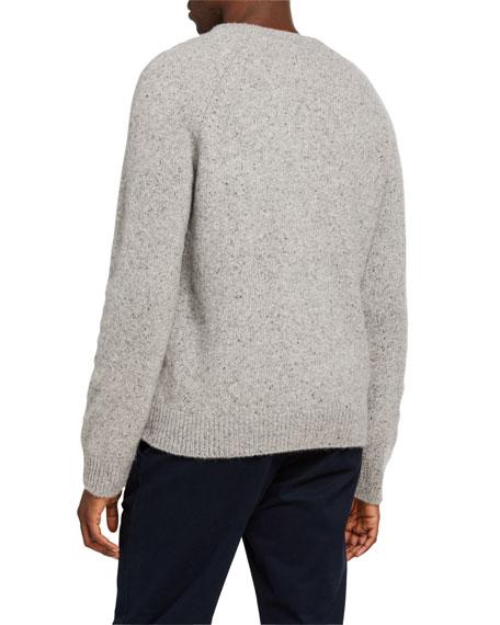 Vince Men's Donegal Crewneck Sweater