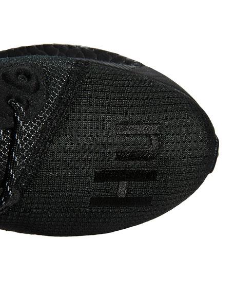 adidas x Pharrell Williams Men's Solarhu Tonal Primeknit Running Sneakers