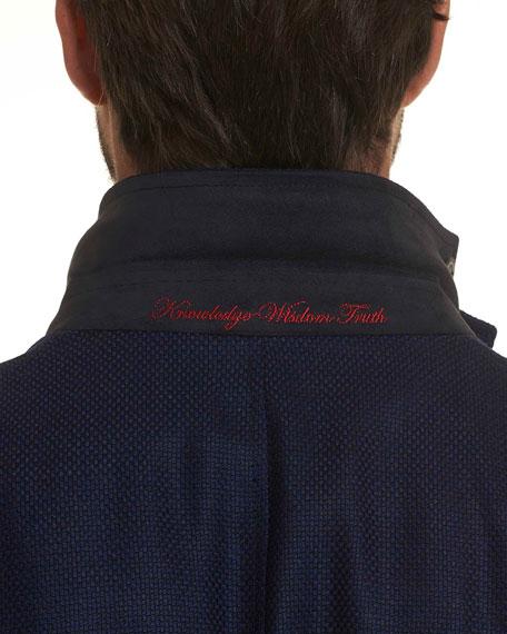Robert Graham Men's Downhill Two-Button Wool Jacket