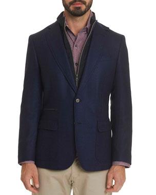 7ee2efff Men's Designer Sport Coats & Blazers at Neiman Marcus