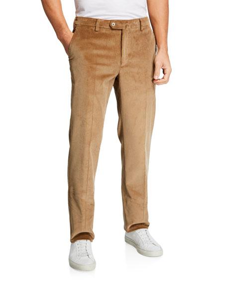 Loro Piana Pants Men's Straight-Leg Corduroy Pants