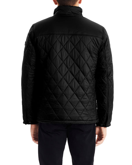 Tumi Men's Luxe Quilted Jacket