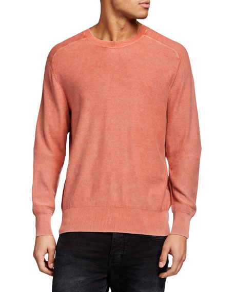 Image 2 of 3: Rag & Bone Men's Lance Crewneck Pullover Top