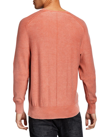 Image 3 of 3: Rag & Bone Men's Lance Crewneck Pullover Top