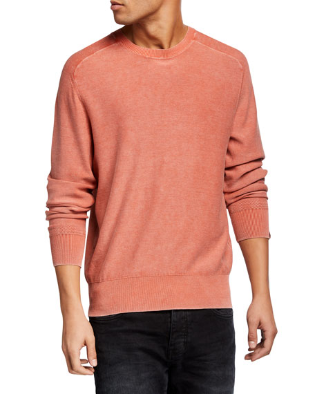 Image 1 of 3: Rag & Bone Men's Lance Crewneck Pullover Top