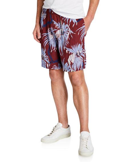Reyn Spooner Men's Pololu Vintage Floral-Print Shorts