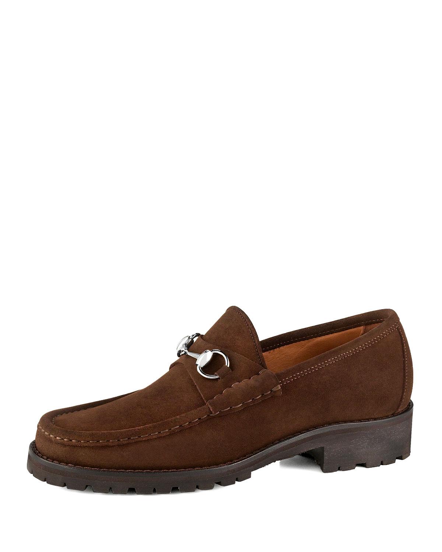 abeefbf411a Gucci Classic Horsebit Loafer