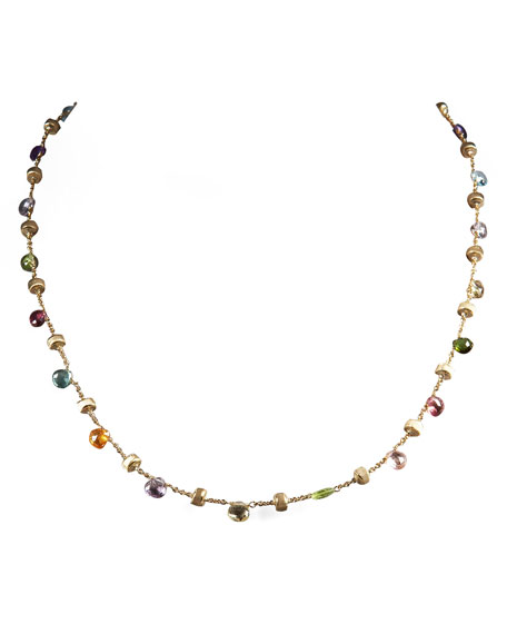 Paradise Necklace, 18""