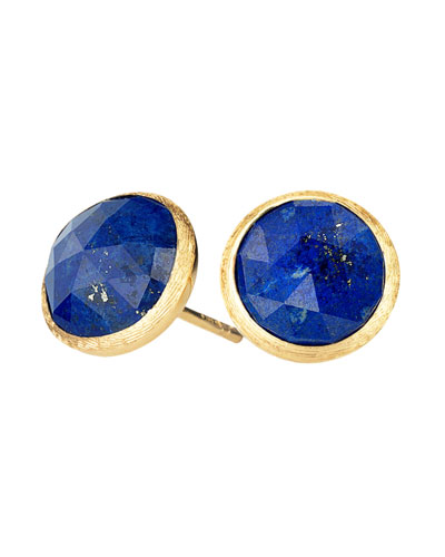 Jaipur Lapis Stud Earrings
