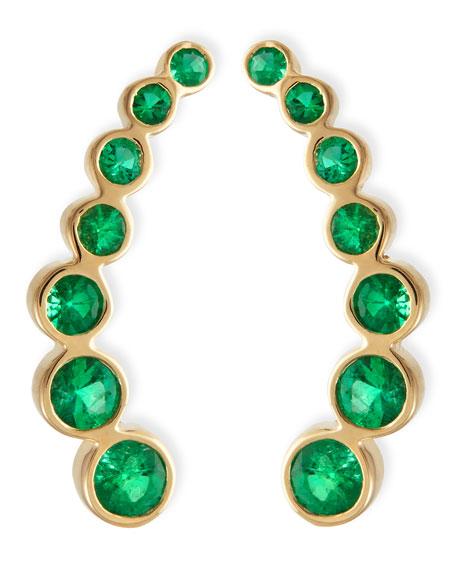Emerald earrings neiman marcus 2014