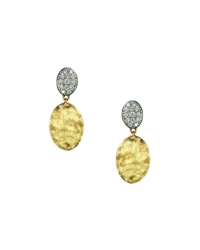 Siviglia Diamond Drop Earrings