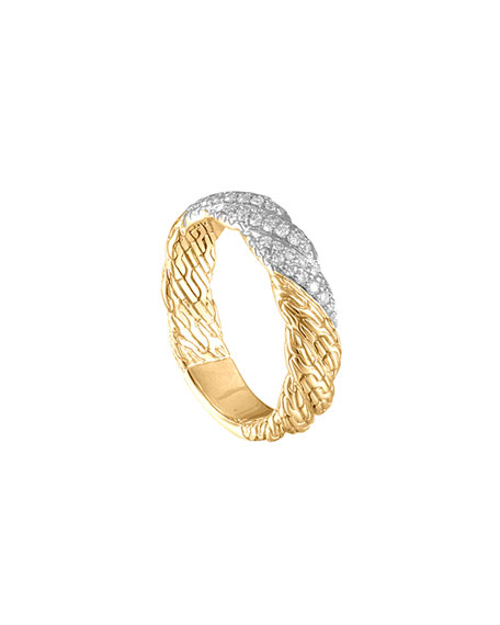 John Hardy Classic Chain Rings