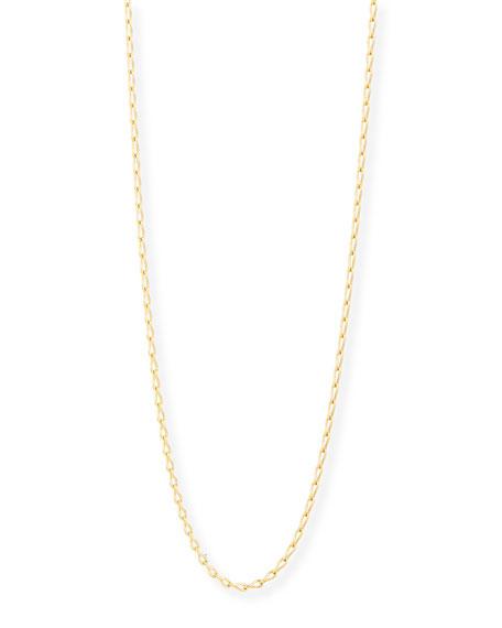 "Tamara Comolli 18K Yellow Gold Eight Chain, 35""L"