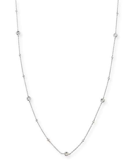 Capri Diamond By-the-Yard Necklace