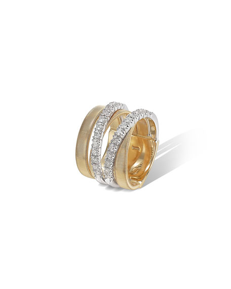 Marco Bicego Marrakech 18k Multi-Strand Ring YwEbRigN