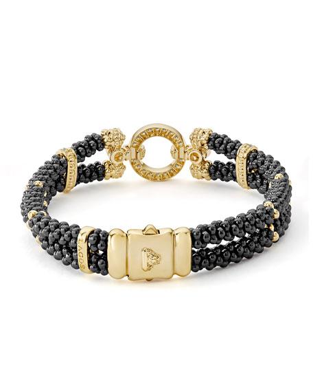 LAGOS 18k Circle Game Diamond Bracelet
