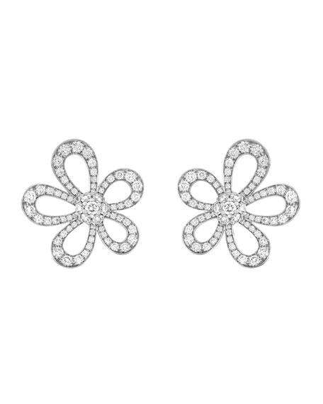 Van Cleef & Arpels Flowerlace Earrings
