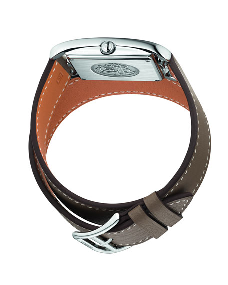 Image 4 of 5: Hermès Cape Cod Watch, 29 x 29 mm