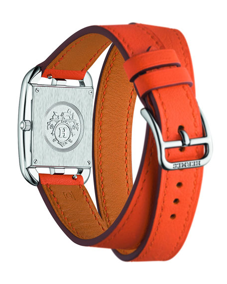 Image 4 of 5: Hermès Cape Cod Watch, 23 x 23 mm